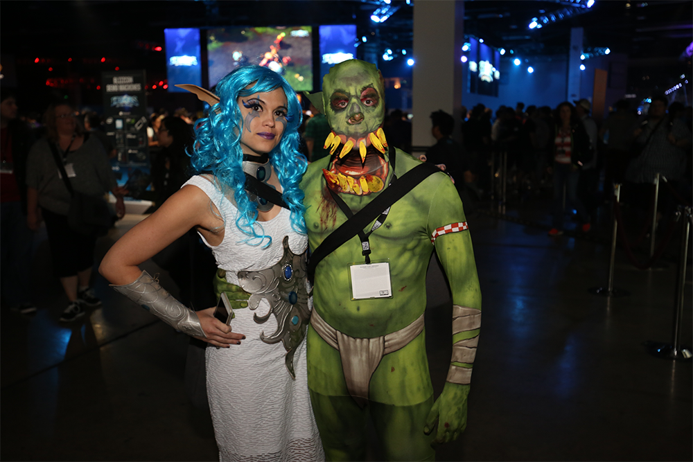 Blizzcon 2015 Cosplay Round Up Blizzcon 2019
