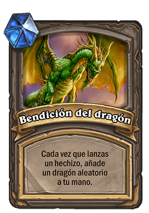 Bendición del dragón