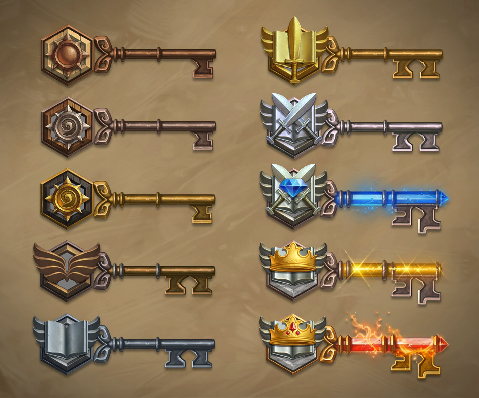 The key to the hearthstone arena news hearthstone Oh design