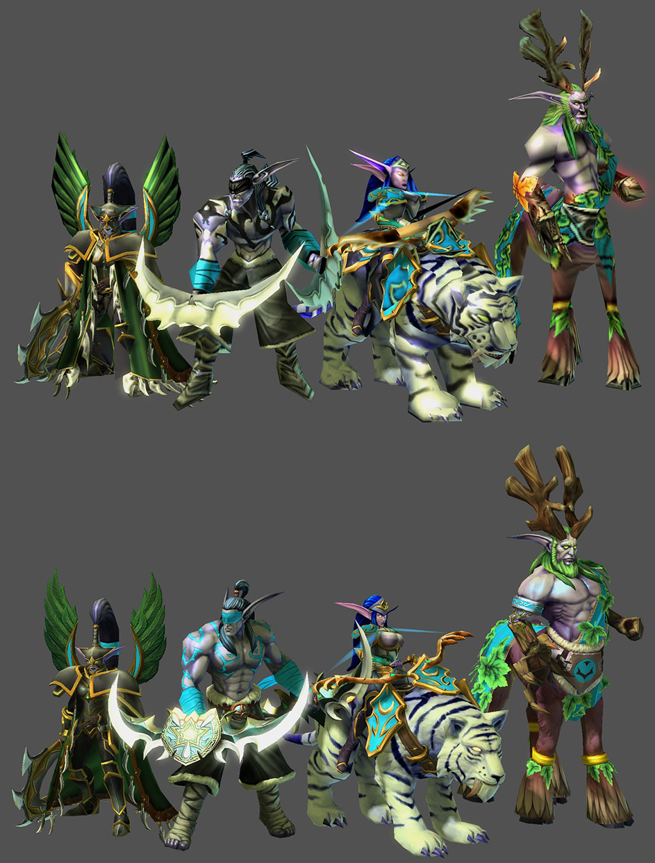 Warcraft 3 models diablo - 7edf
