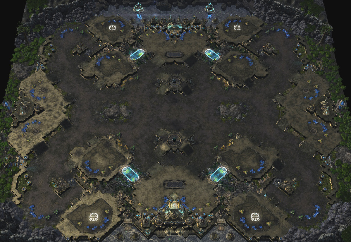 starcraft 2 matchmaking maps Starcraft 2 is about to get a hefty update in the form of patch 430, in which two new maps for its arcade mode will be introduced the arcade maps were put together by prominent members of the starcraft community, with blizzard working on the teams behind the scenes the result is two premium.