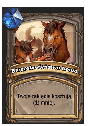 Błogosławieństwo konia