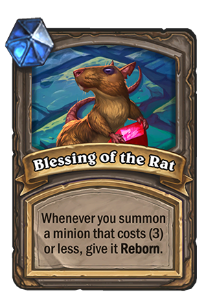 Blessing of the Rat