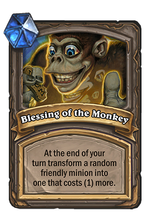 Blessing of the Monkey