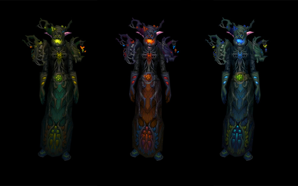 druid patch 5.2 tier 15 armor set