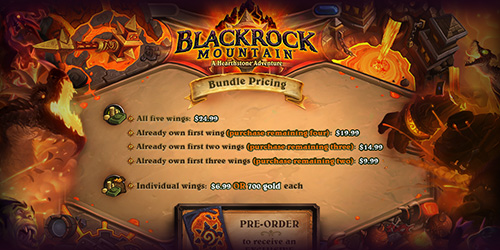 Blackrock Mountain USD Pricing