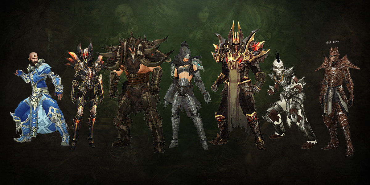 Season 14 Now Live: Themed Seasons - Diablo III