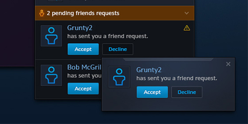 Chat with Friends in the Battle net® Desktop App