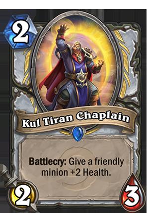Kul Tiran Chaplain