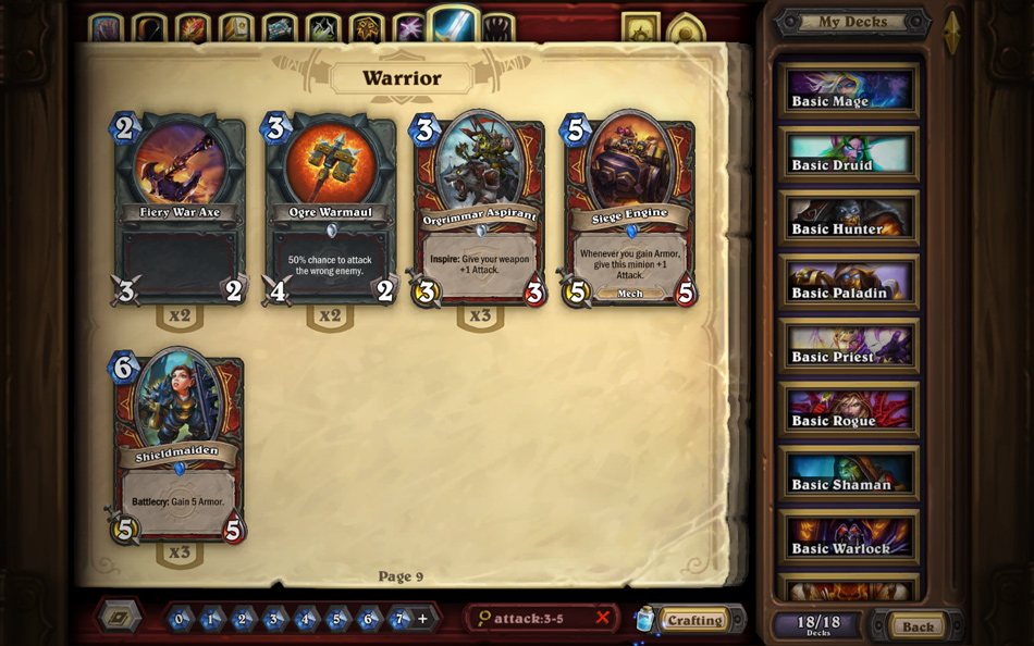 Search Your Hearthstone Collection Like Never Before