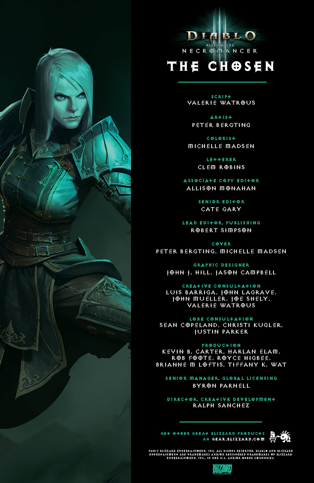 The Chosen - Diablo III