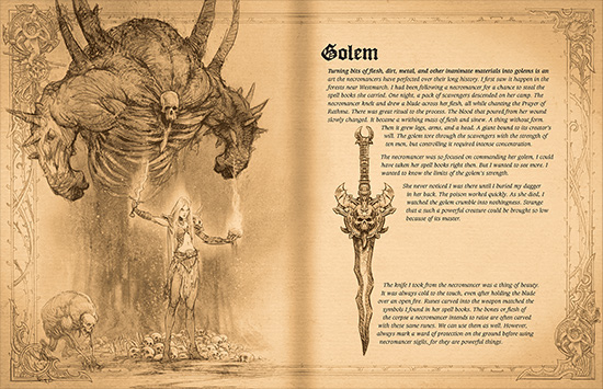 Book of Adria: A Diablo Beastiary Now Available - Diablo III