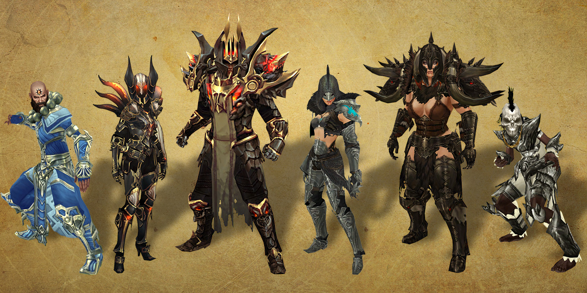 First Look - Season 10 - Diablo III