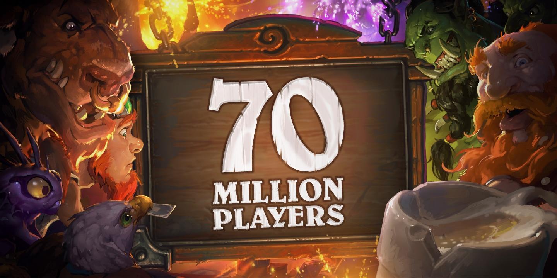 70 Million Players!