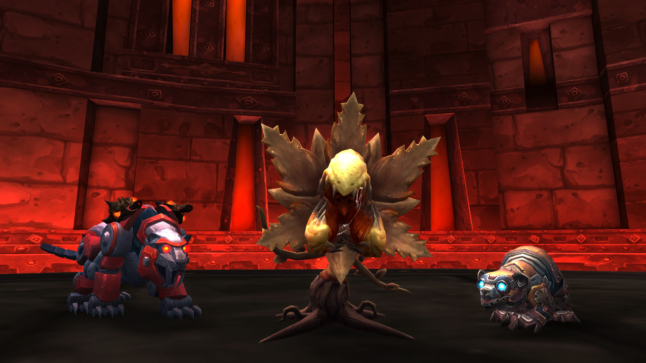 Yeni Pet Battle Dungeon: Blackrock Depths
