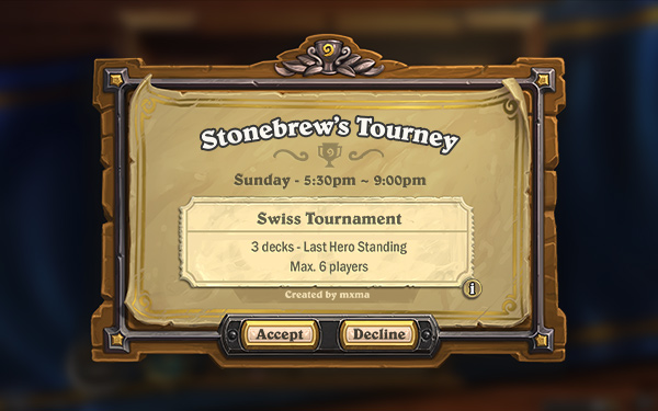 Hearthstone is Getting a New Hero, Retiring Three Classic Cards