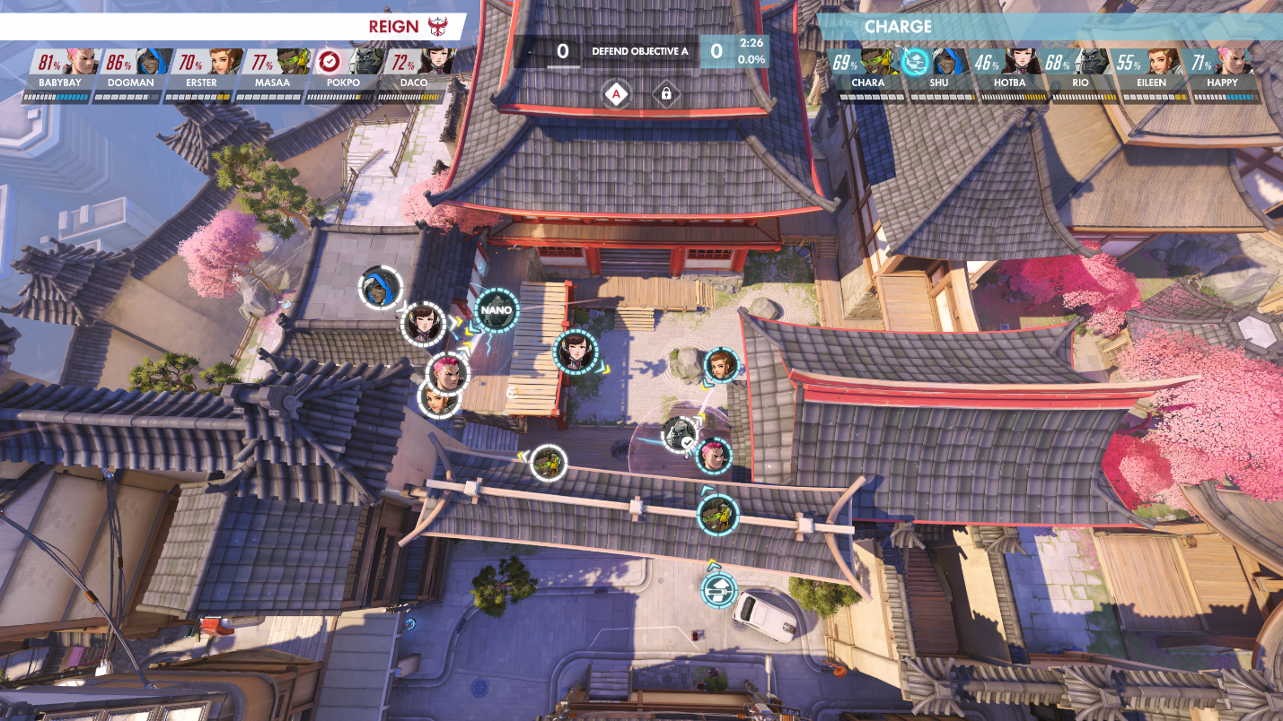 Overwatch League Replay Viewer: See Matches From a New Perspective