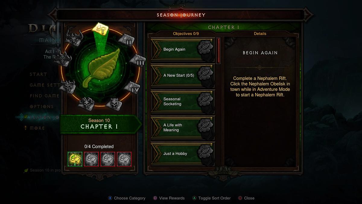 Diablo III news saison 16 - 4