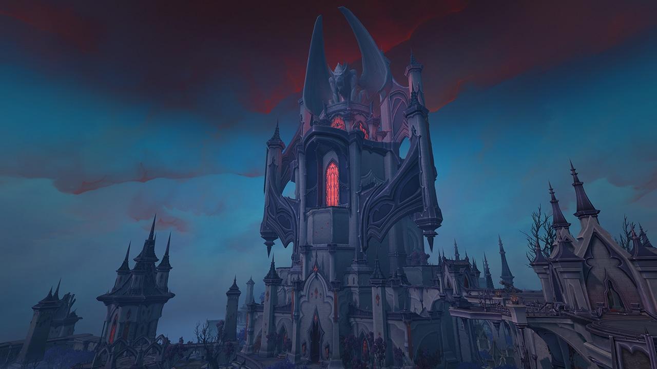 Castle Nathria Raid