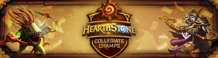 Hearthstone Collegiate Championship