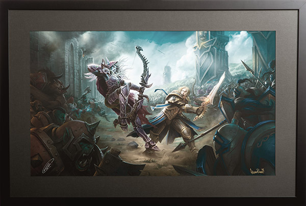 Charity Auction - BlizzCon 2019