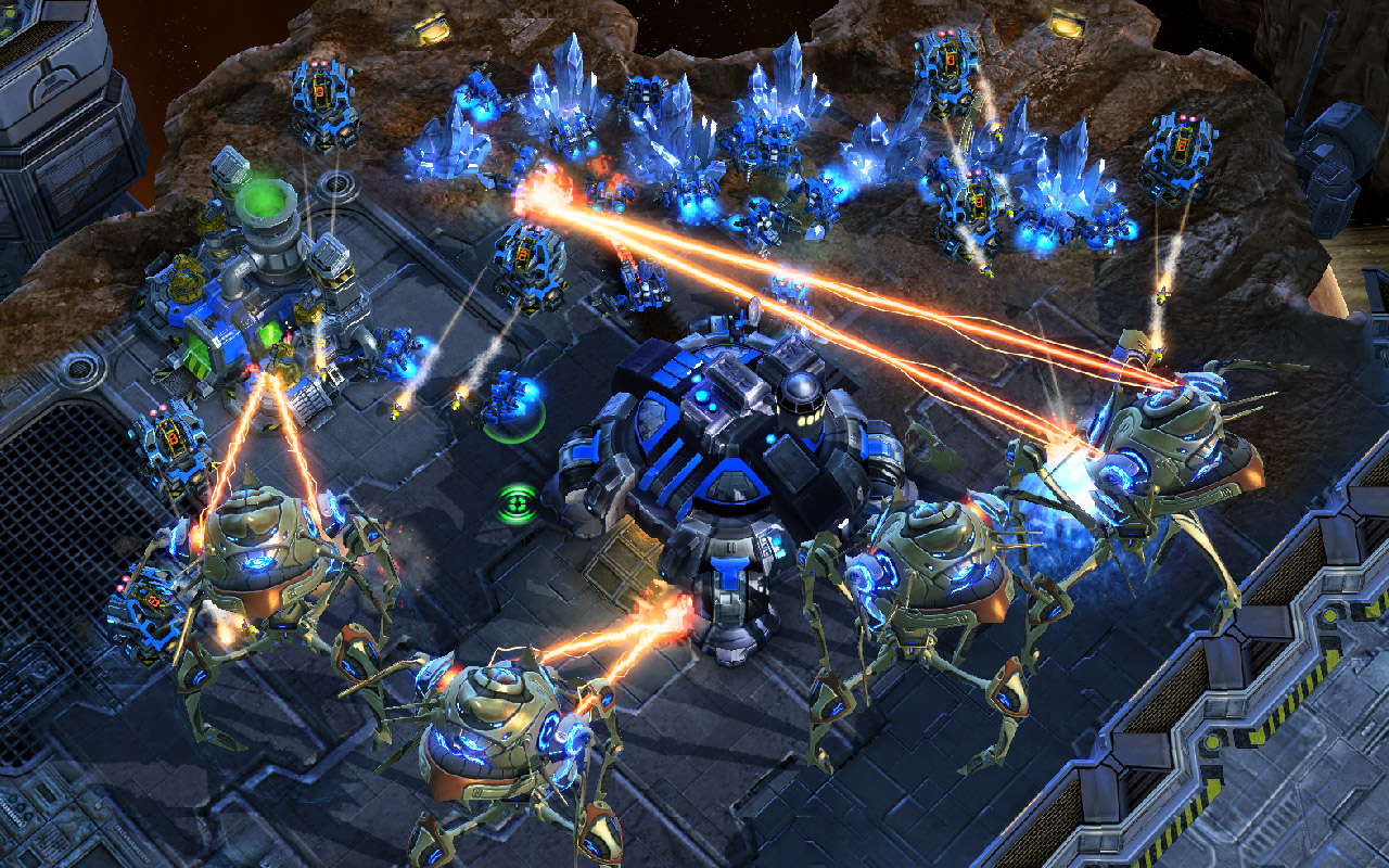 Media - StarCraft II Official Game Site