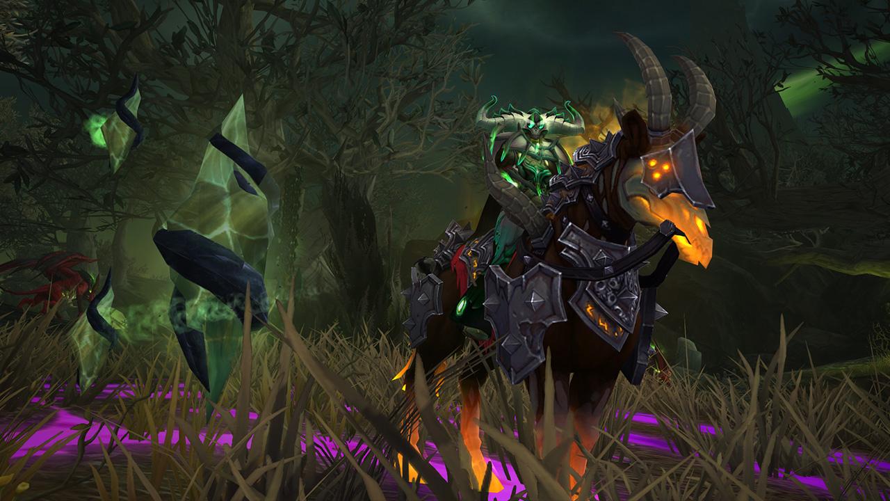 Warlock Mount