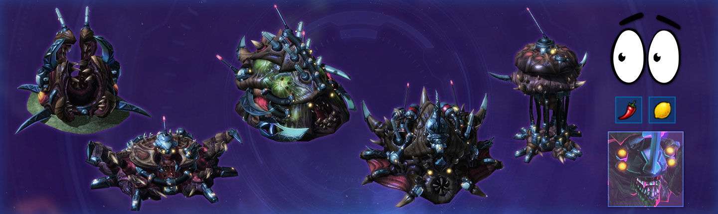 Zerg Phase Three