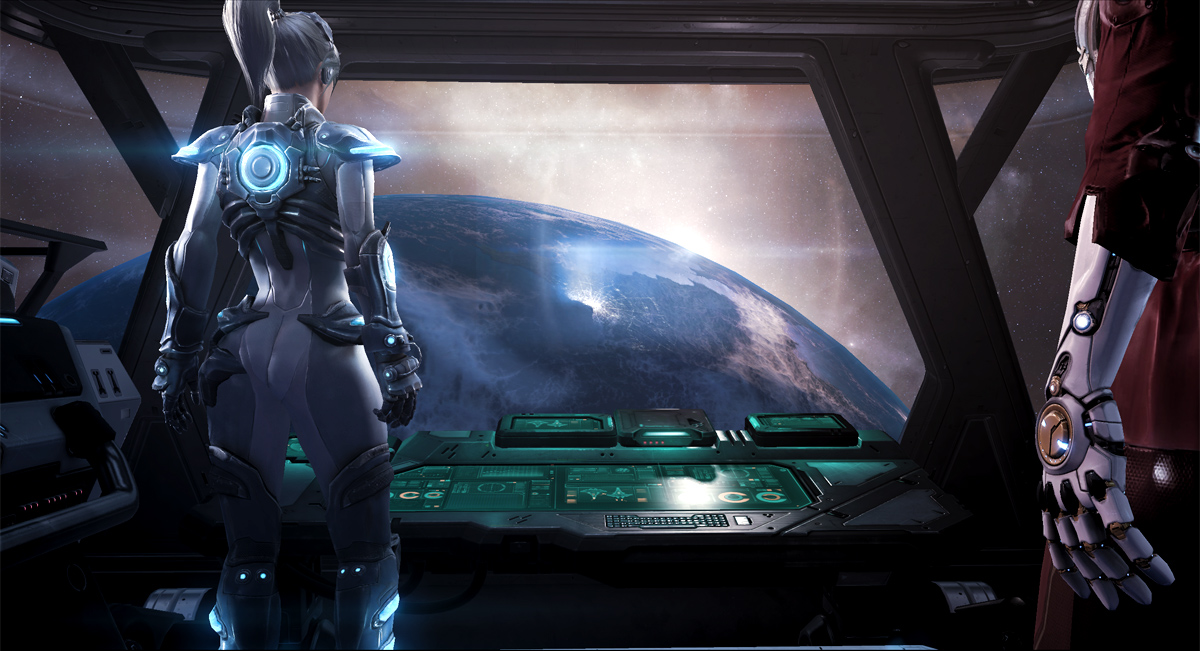 4AMLPLS1BJWJ1469659112204 StarCraft II: Nova Covert Ops Mission Pack 2 Review - Huff the Magic Diamond