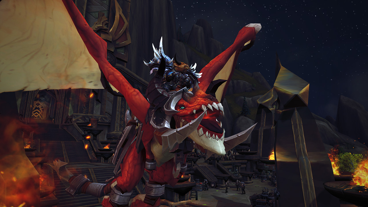 Warrior Mount