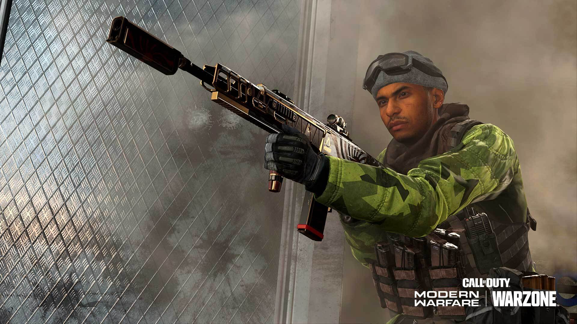 JAK-12 Shotgun