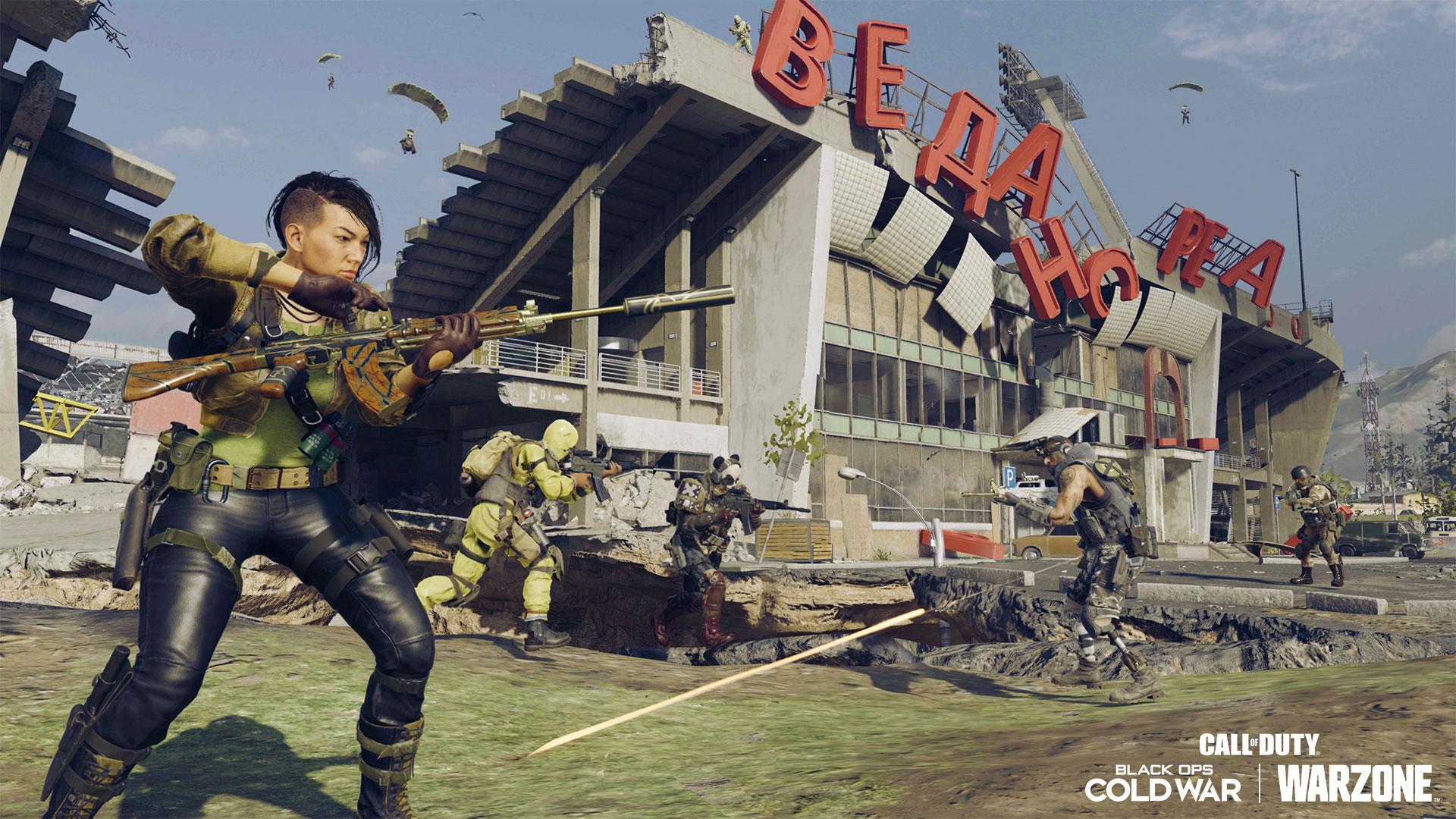Tactical reload