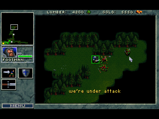 Warcraft: Orcs & Humans and Warcraft II Battle net Edition Now