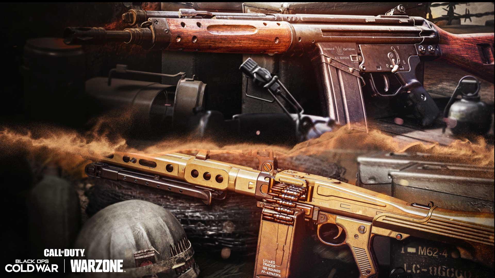 全新免費基本武器