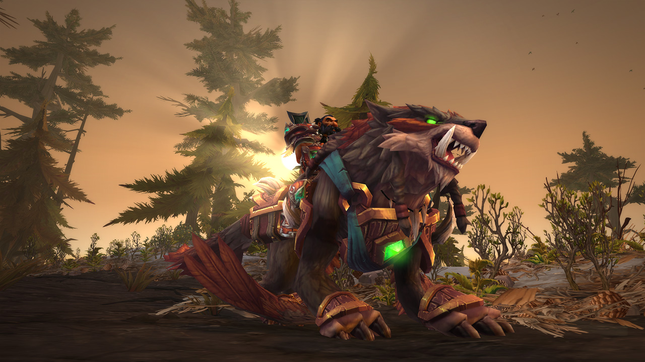 Hunter Mount