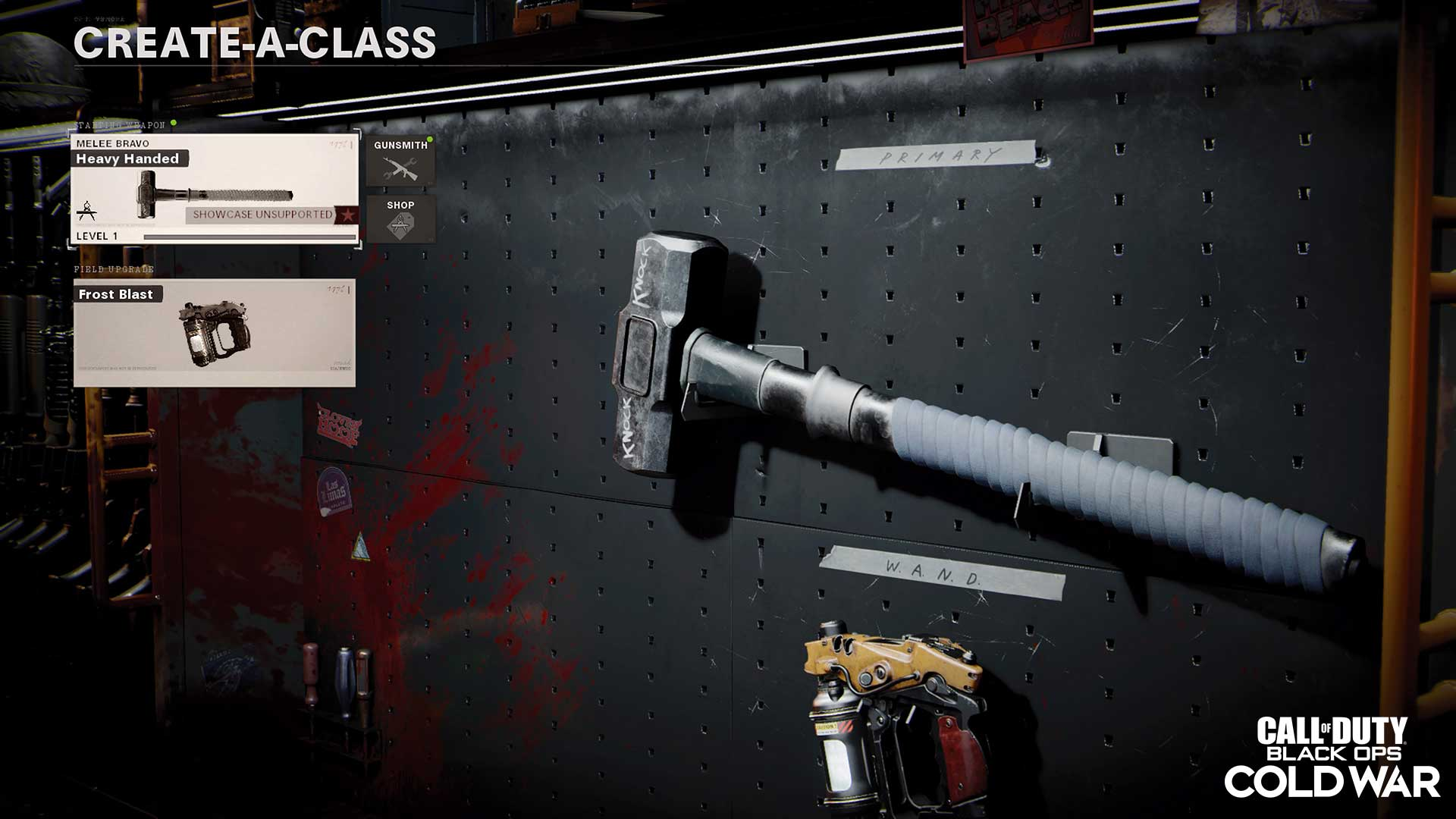 Zombies Loadout Suggestion.