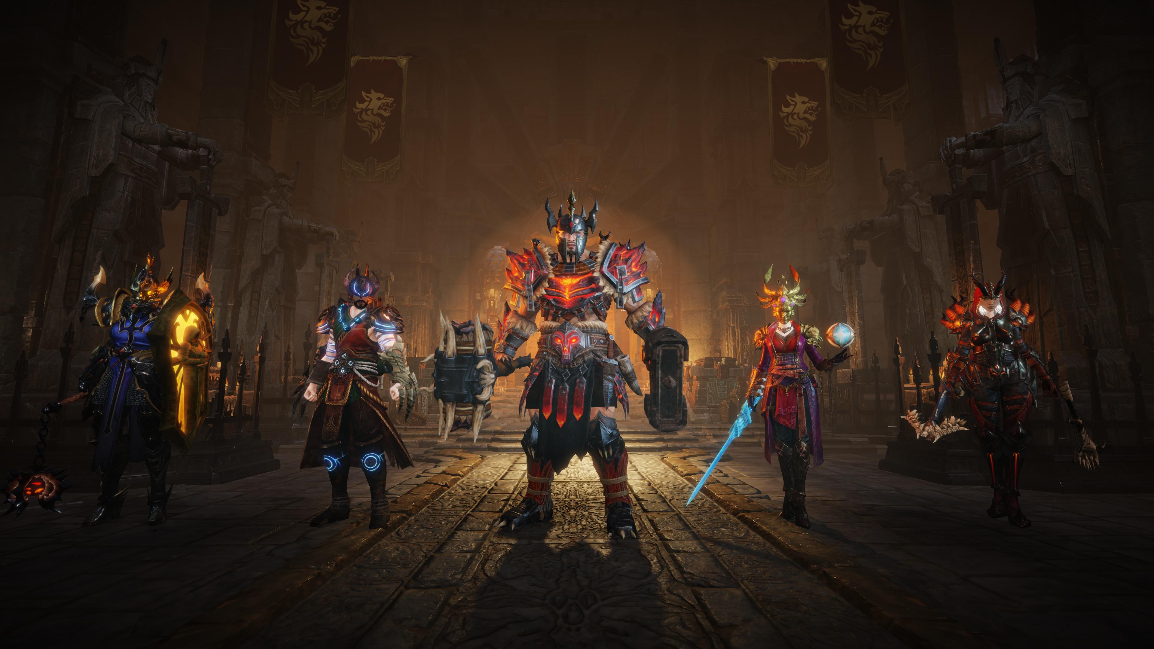 Diablo Immortal delayed until 2022