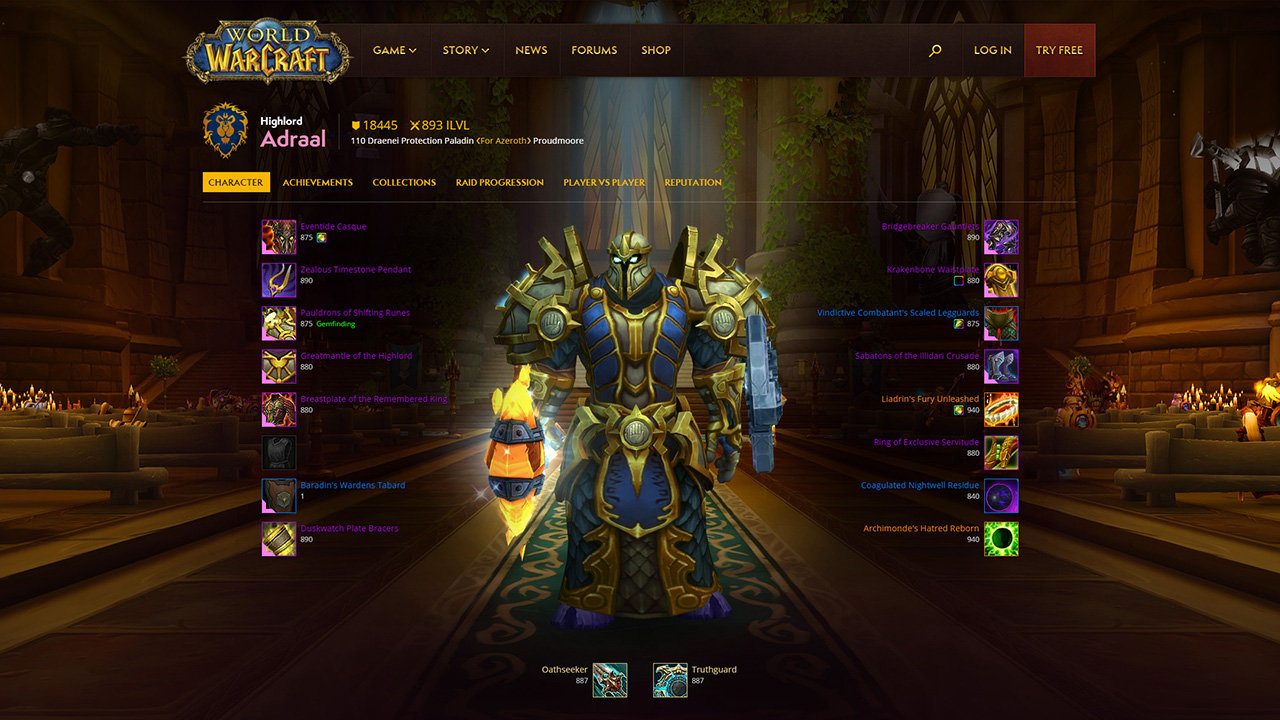 Your New Profile Page Is Here!