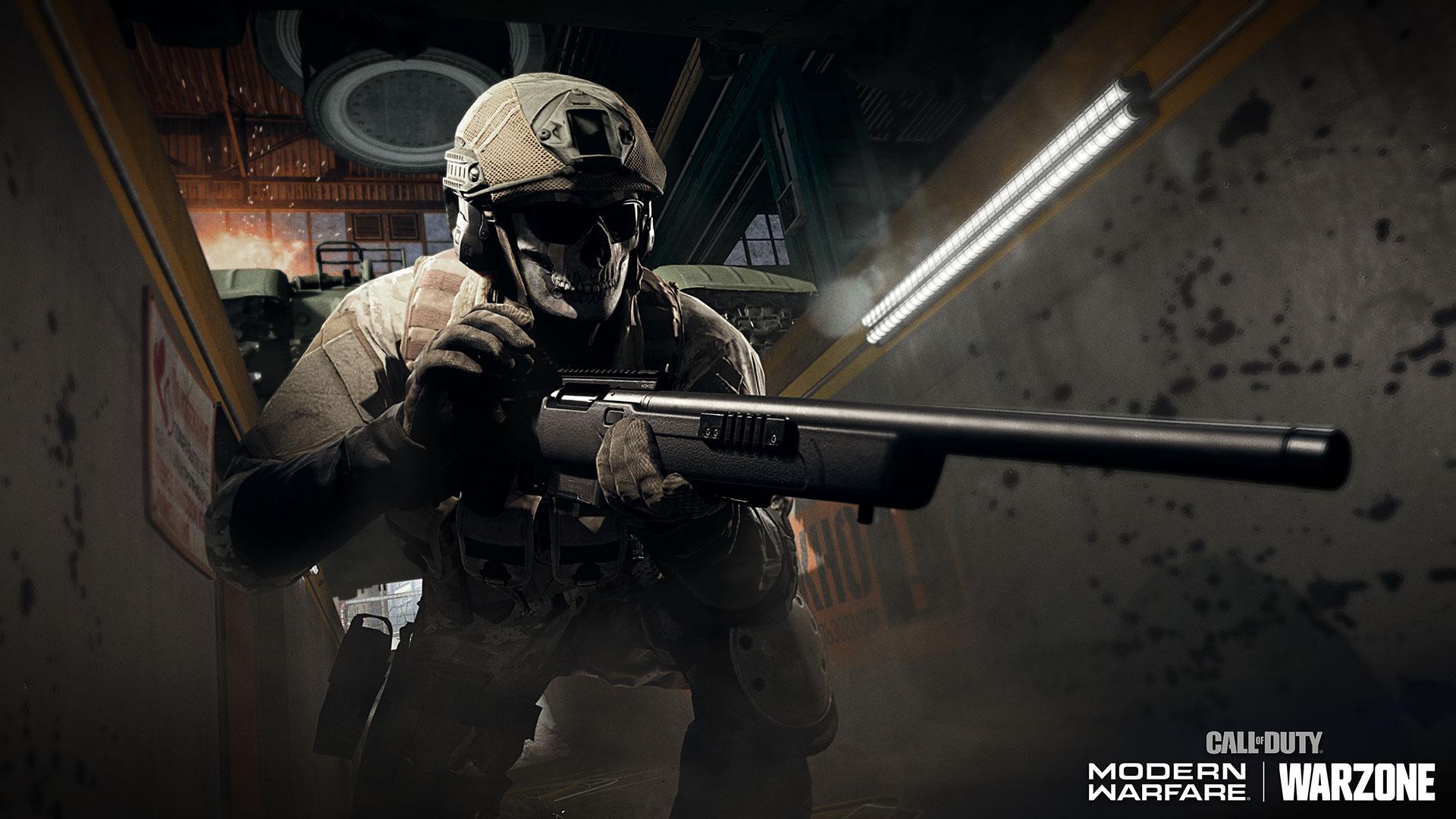 Nouveau fusil tactique