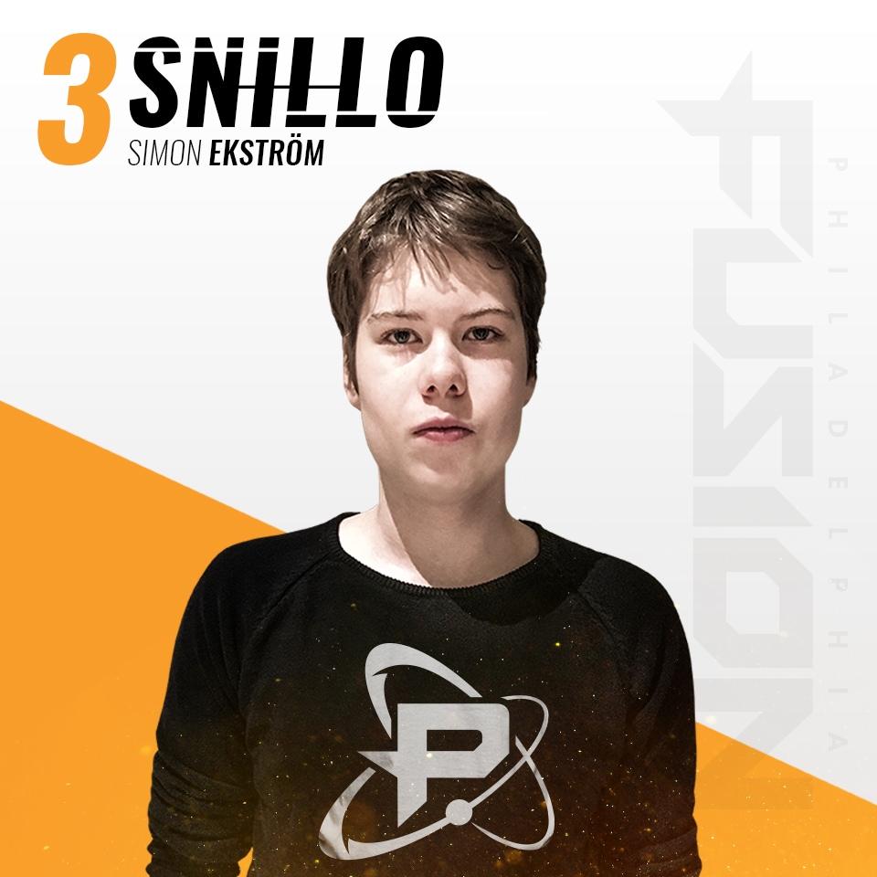 Snillo - Simon Ekström