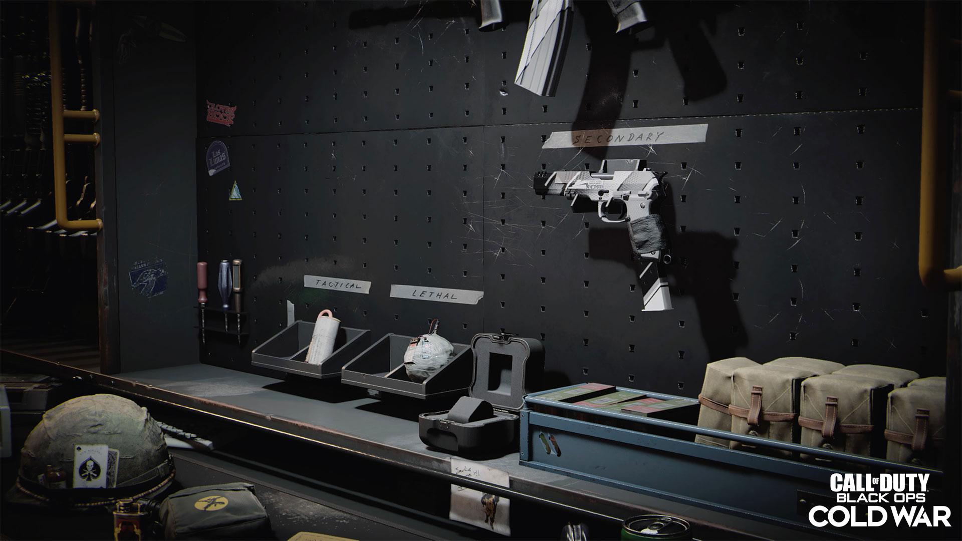 Pro issue pistol
