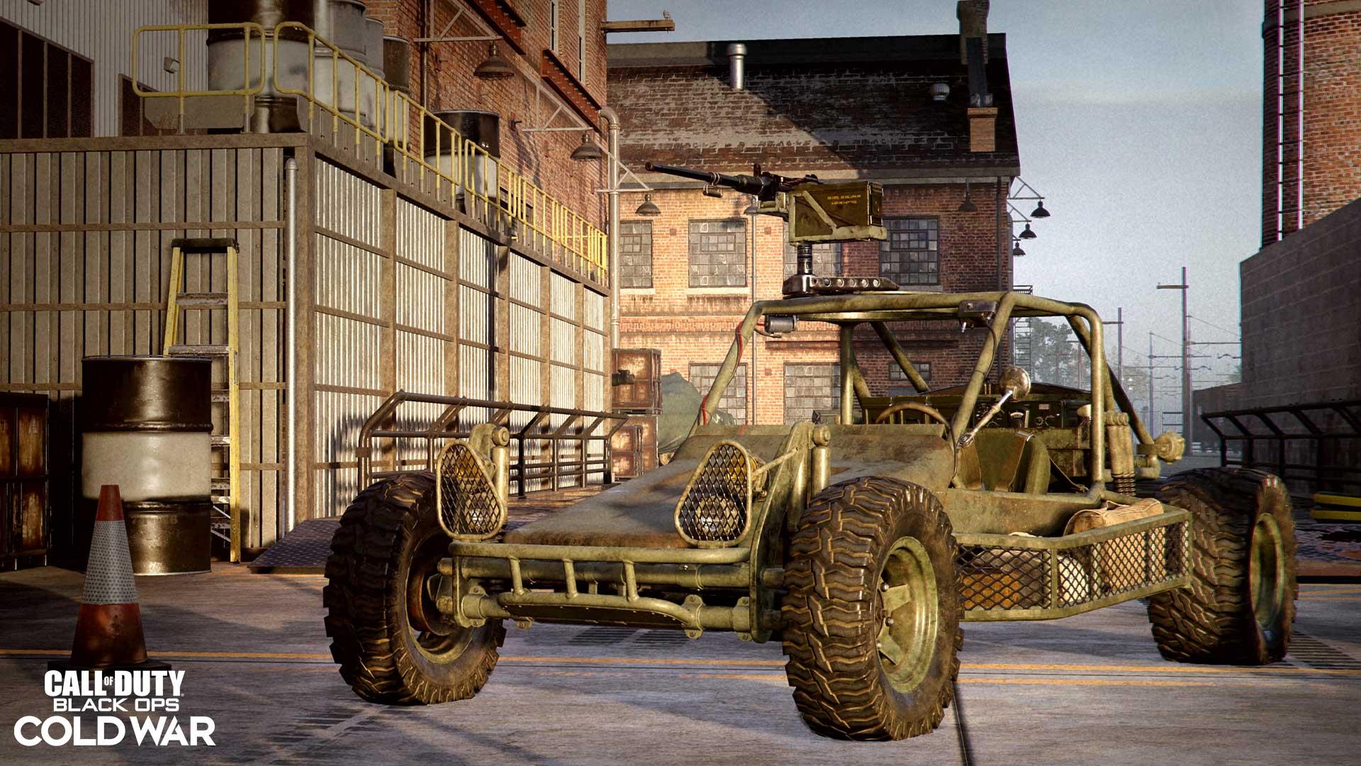 new outbreak vehicles