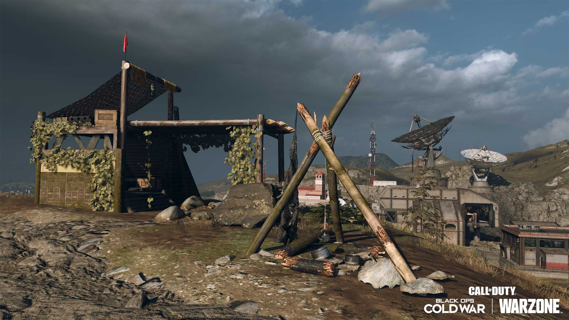 New Point of Interest: Survival Camps (Launch)
