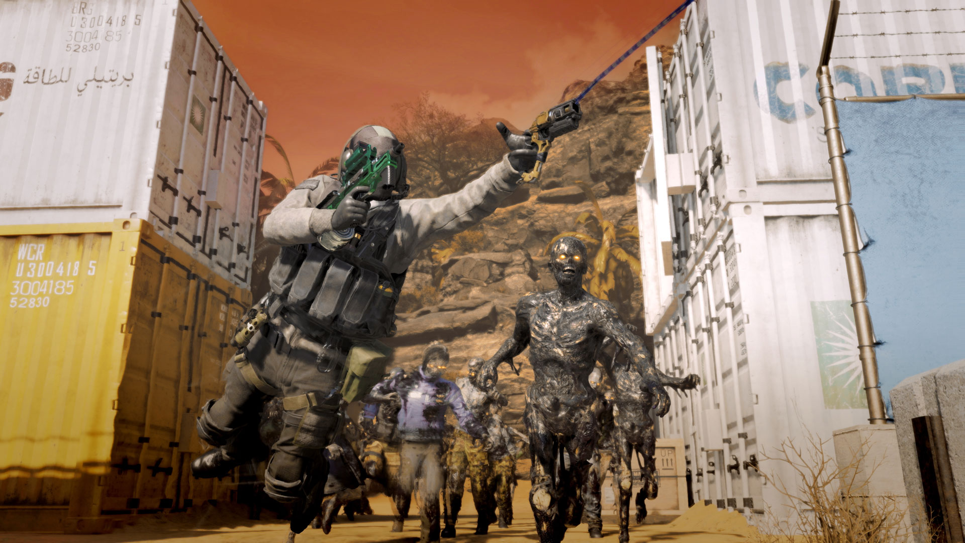 New Outbreak Crafting Item – Grapple Gun (Launch)