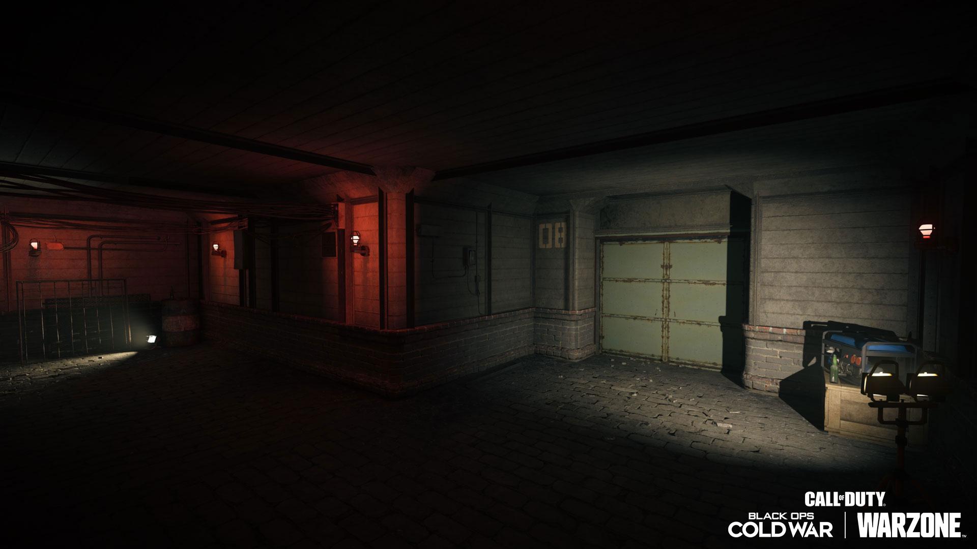 Quiet in the bunker. Almost too quiet...