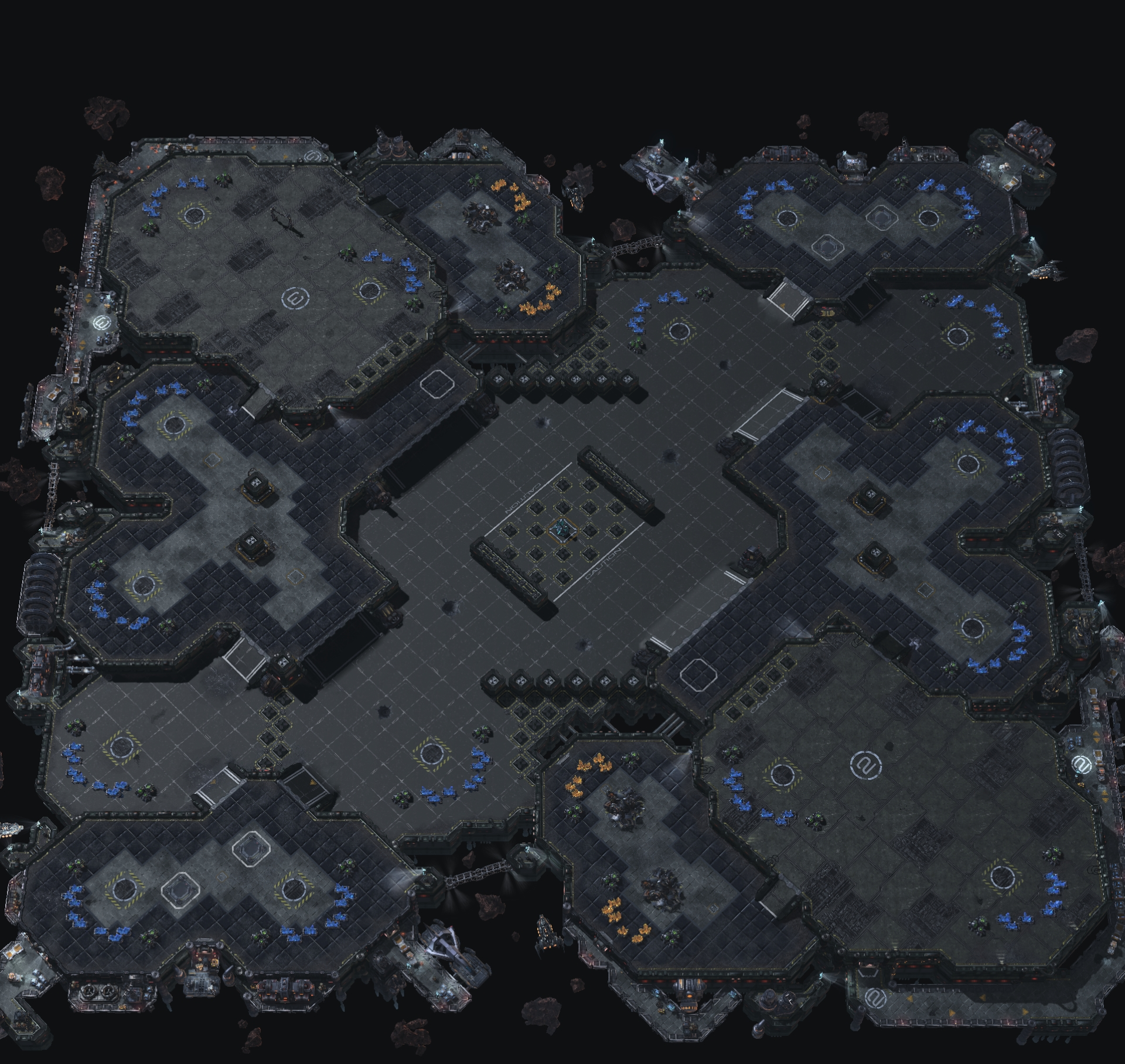 2019 Season 2 Map Preview — StarCraft II — Blizzard News