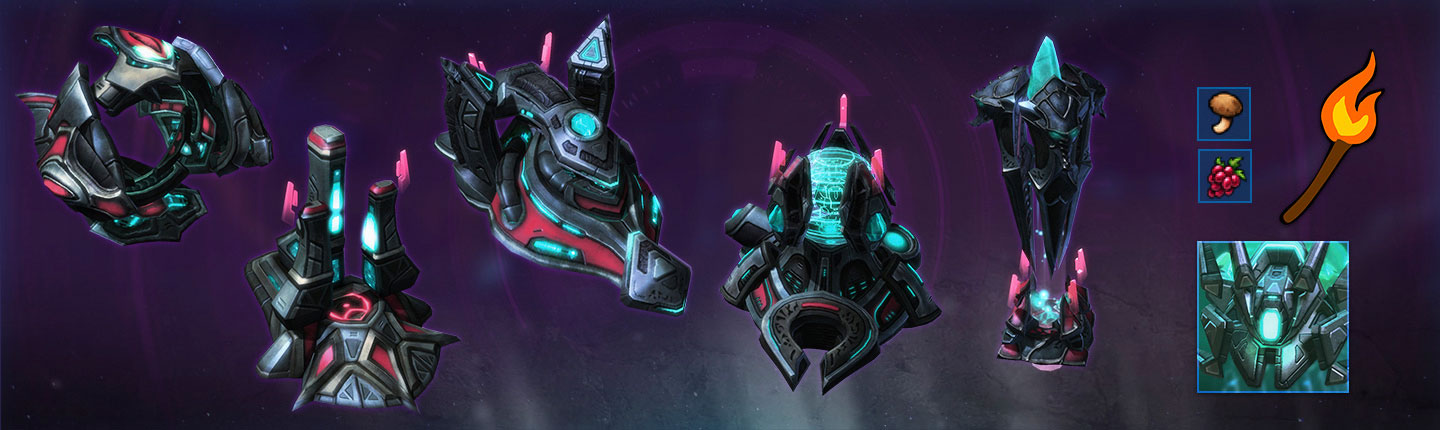 Protoss Phase Three: Fleet Beacon, Portrait, etc.