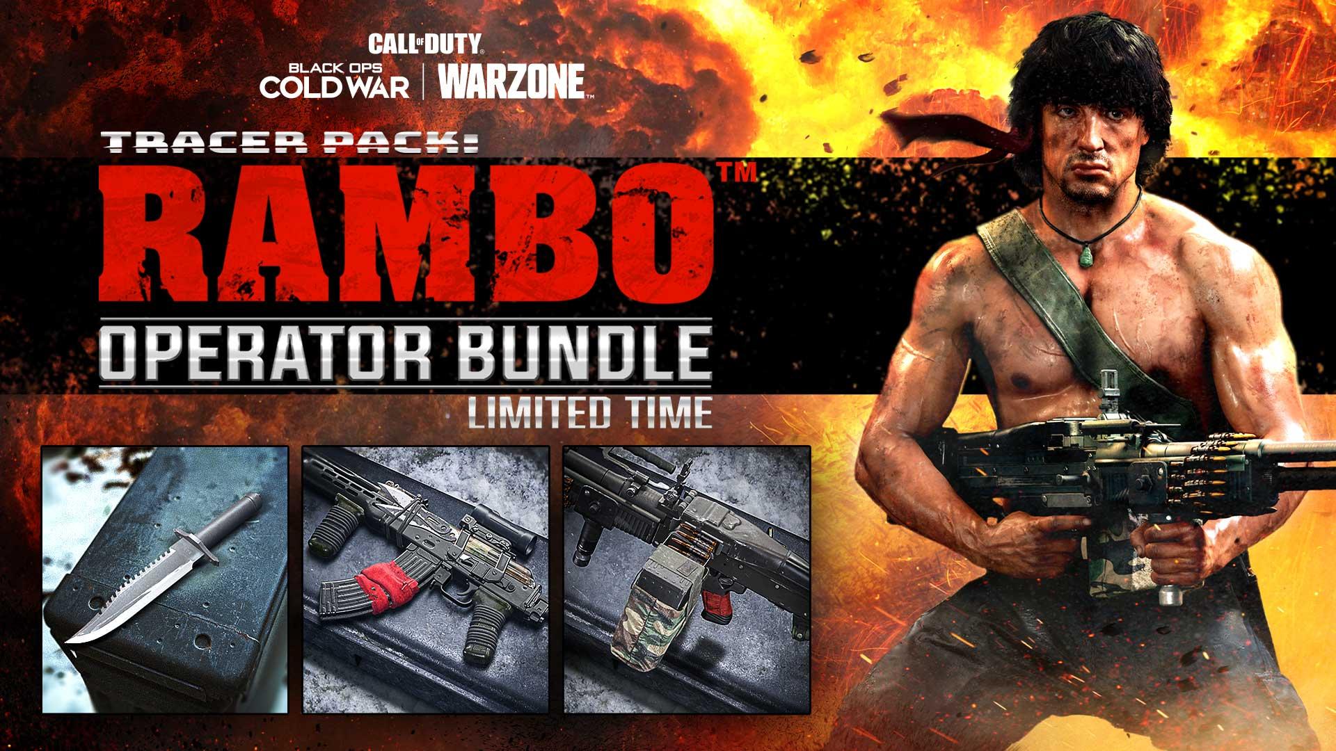 rambo launch