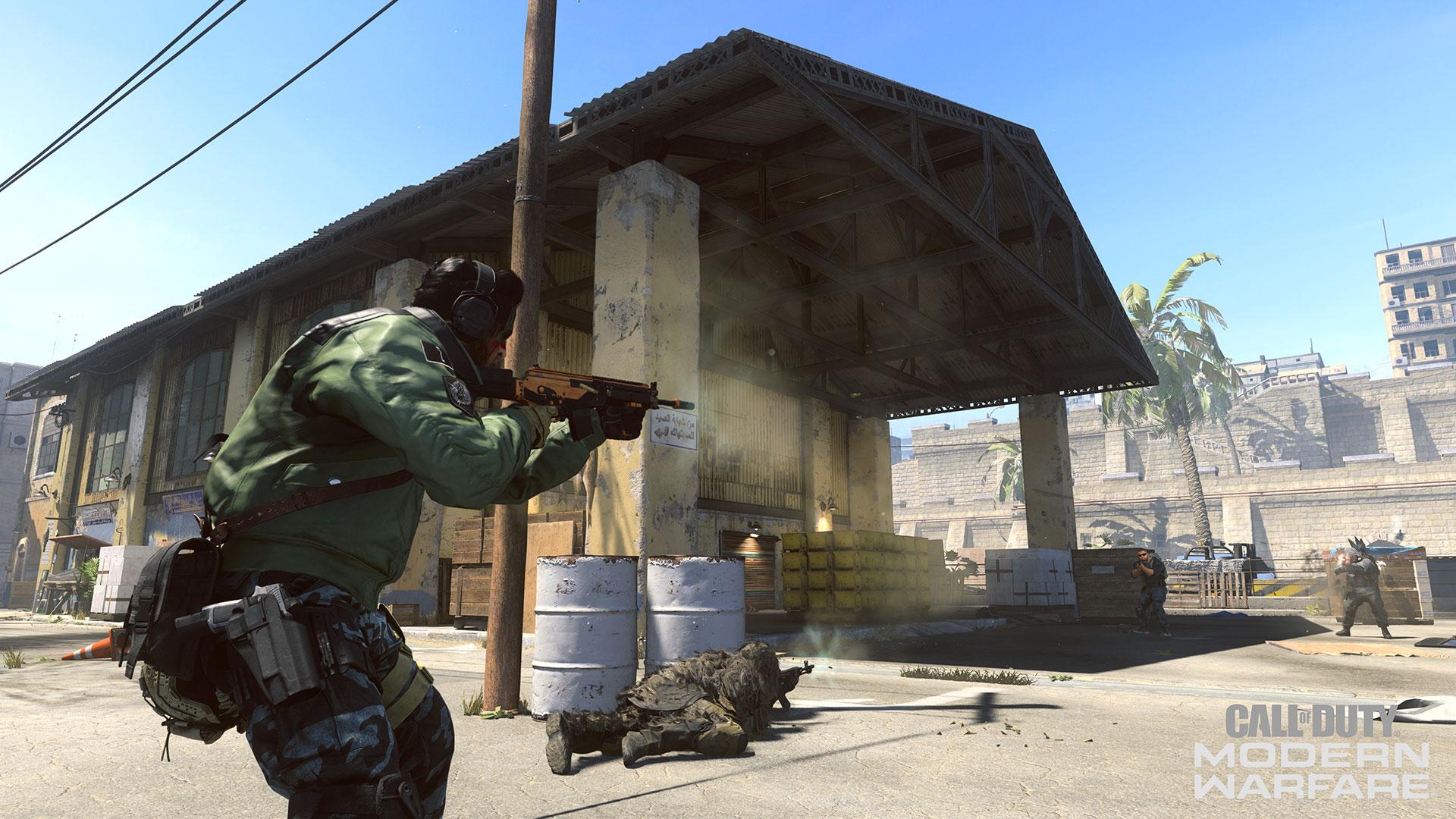 Suldal Harbor – Multiplayer