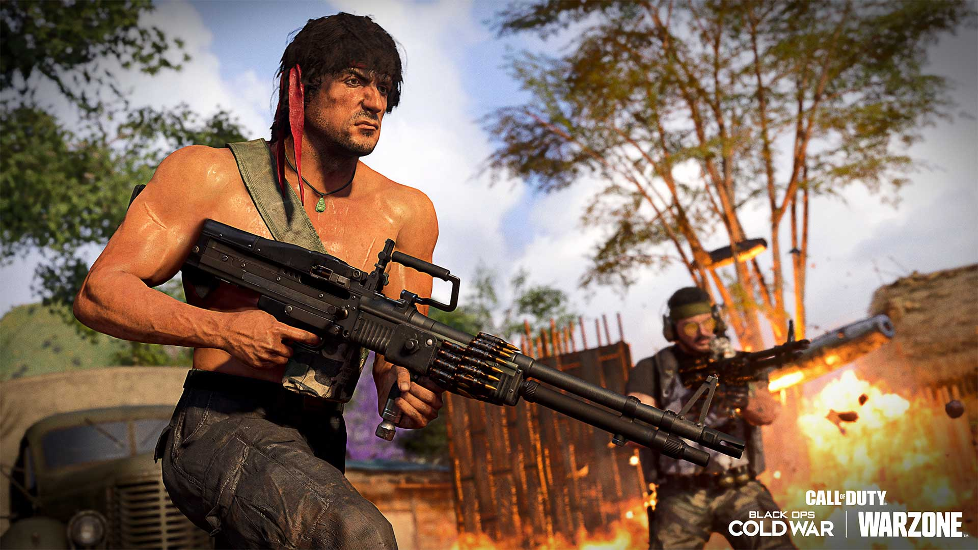 Rambo's Gun Game (Week Two)